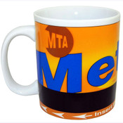 "MTA ""Metro Card"" 11oz. Mug"