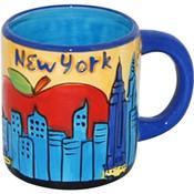 NYC Yellow Skyline 11oz. Mug