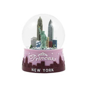 NYC Pink Princess 45mm Snowglobe