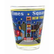 Times Sq. Shot Glass