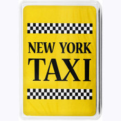 NYC Taxi Playing Card Set