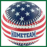 US Flag Baseball