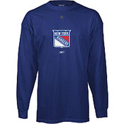 Rangers Logo Youth L/S Tee