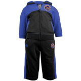 Mets Royal Toddler 2pc. Nylon Windsuit