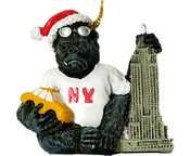King Kong Ornament