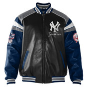 NY Yankees Winter Classic PVC Jacket