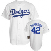 Jackie Robinson Cooperstown Replica Jersey
