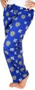 NYPD Navy Pajama Pants - front
