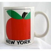 "New York ""Apple"" 11oz. Mug alt"