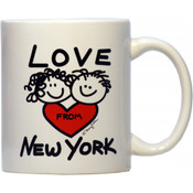 Love From New York 11oz. Mug