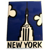 "NYC ""Empire State' Magnet"