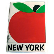 "NYC ""Apple"" Magnet"