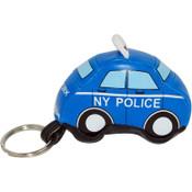 NY Police Keychain