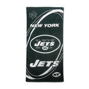 "NY Jets ""Hurricane"" Beach Towel"