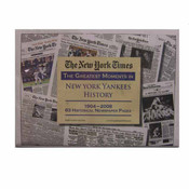 """NY Times """"Greatest Moments in New York Yankees History"""""""