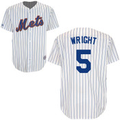 Mets Replica David Wright Home Jersey