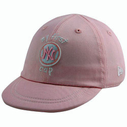 "Yankees Pink Infant ""MY First Yankees Cap"""