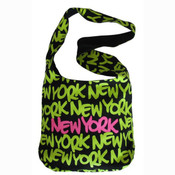 Robin-Ruth NY Neon Green Fashion Bag