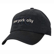 Navy/Navy NYC Cap #12