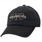Navy/Grey NYC Cap #12
