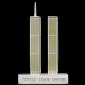 4 3/4 Inch World Trade Center