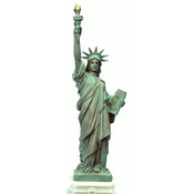 10 Foot Statue of Liberty w/ Short Base