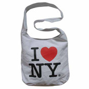 Robin-Ruth I Love NY White Fashion Bag