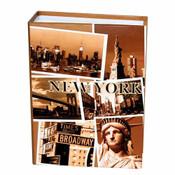 "NYC ""Sepia Photos"" Small Photo Album"