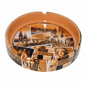 "NYC ""Sepia Photos"" Ashtray"