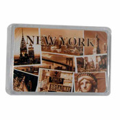 "NYC ""Sepia Photos"" Playing Cards"
