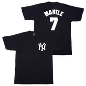 Yankees Mickey Mantle Cooperstown Mens Tee