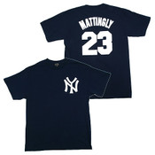Yankees Don Mattingly Cooperstown Mens Tee