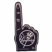 Yankees #1 Fan Foam Hand