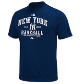 "Yankees AC ""Classic"" Navy Mens Tee"