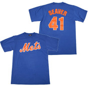 Mets Tom Seaver Cooperstown Mens Tee