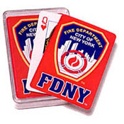 FDNY Playing Cards