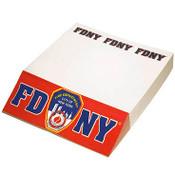 FDNY Notepad