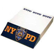 NYPD Notepad