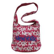 Robin-Ruth NY Pink/White Fashion Bag