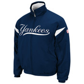 2012 Yankees Authentic Triple Peak Premier On-Field Jacket