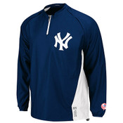NY Yankees 2011 Cool Base Gamer Jacket