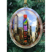 Times Square Double Sided Ornament