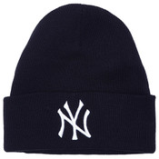 Yankees Navy Kids Knit Beanie Hat