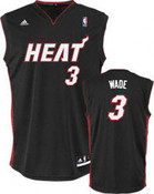Dwyane Wade Miami Heat Youth Replica Jersey