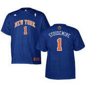 Amar'e Stoudmire New York Knicks Name & Number Youth Tee