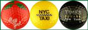 NYC Golf Ball Variety 3-Pack