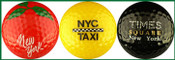 NYC Golf Ball Variety 3-Pack