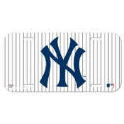 Yankees Pinstripe License Plate