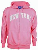 Hot Pink NY Sweatshirt