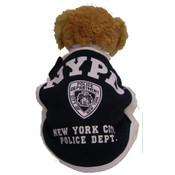NYPD Navy/White Dog T-Shirt